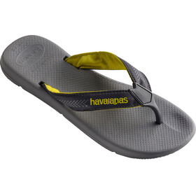 havaianas Surf Pro Flips Men Steel Grey/Grey